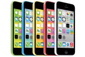 Apple iPhone 5C bei congstar