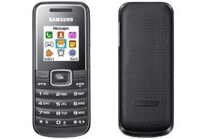 Samsung E1050 bei congstar