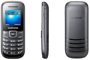 Samsung E1200 bei congstar