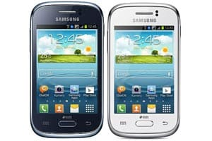 Samsung Galaxy Young Duos bei congstar