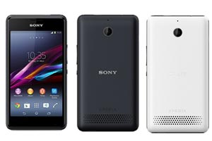 Sony Xperia E1 Dual bei congstar
