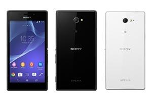 Sony Xperia M2 bei congstar