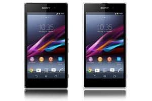 Sony Xperia Z1 bei congstar