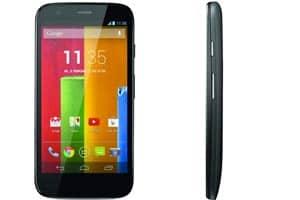 Motorola Moto G günstig mit congstar Prepaid Karte
