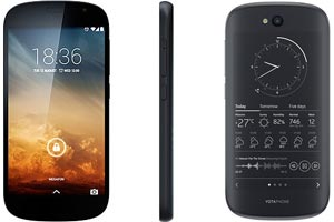 Yota Devices YotaPhone 2 günstig mit congstar Prepaid Karte