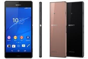 Sony Xperia Z3 günstig mit congstar Vertrag oder Prepaid