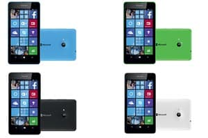 Microsoft Lumia 535 günstig mit congstar Vertrag / Prepaid