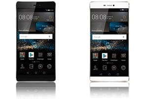 Huawei P8 besonders günstig mit congstar Handyvertrag