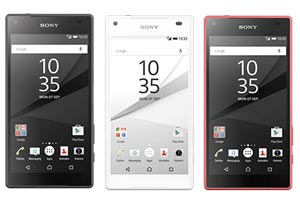 Sony Xperia Z5 Compact mit congstar Vertrag oder Prepaid