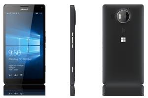 Microsoft Lumia 950 XL günstig mit congstar Handyvertrag