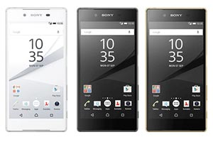 Sony Xperia Z5 günstig mit congstar Prepaid Karte / Vertrag