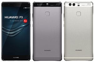 Huawei P9 besonders günstig mit congstar Handyvertrag
