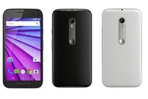Motorola Moto G (3. Gen) günstig mit congstar Prepaid Karte