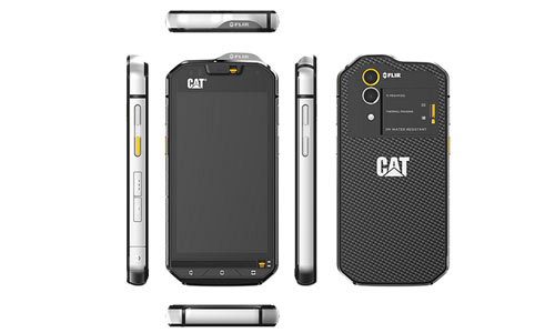 CAT S60 (Outdoorhandy) günstig mit congstar Handyvertrag