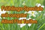 congstar Frühlings-Special - Top Smartphones günstiger mit Allnet Flat