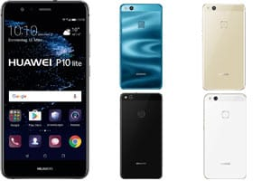 Huawei P10 lite günstig mit congstar Handyvertrag bestellen