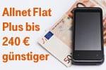 congstar Allnet Flat Plus mit 4 GB zum Sonderpreis ab nur 25 € mtl.