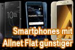 congstar Jubiläums-Special - Smartphones günstiger mit Allnet Flat