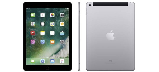 "Apple iPad 9,7"" Wi-Fi + Cellular mit congstar Vertrag"