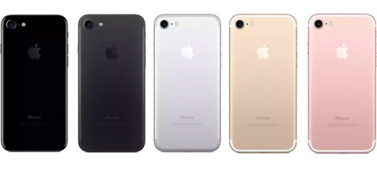 Apple iPhone 7 günstig mit congstar Vertrag
