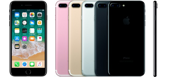 Apple iPhone 7 Plus günstig mit congstar Vertrag