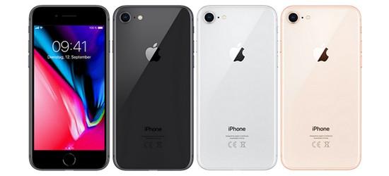 Apple iPhone 8 günstig mit congstar Vertrag