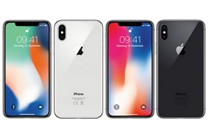 Apple iPhone X (10) günstig mit congstar Handyvertrag