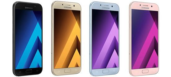 Samsung Galaxy A5 (2017) günstig mit congstar Vertrag