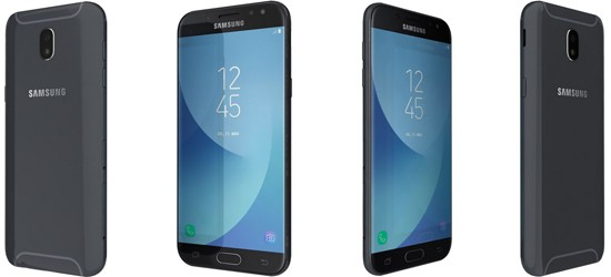 Samsung Galaxy J5 (2017) günstig mit congstar Vertrag