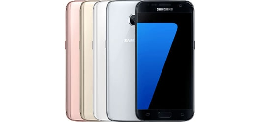 Samsung Galaxy S7 günstig mit congstar Vertrag