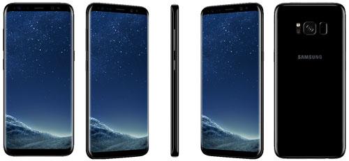 Samsung Galaxy S8 günstig mit congstar Vertrag