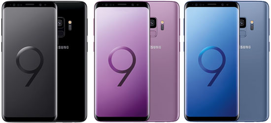 Samsung Galaxy S9 günstig mit congstar Vertrag