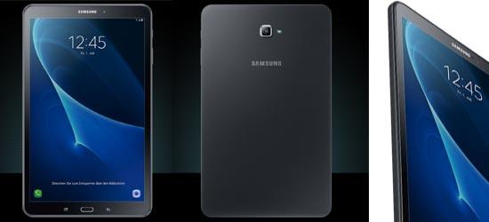 Samsung Galaxy Tab A 10.1 LTE mit congstar Tarif (Vertrag)