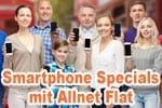 congstar Smartphone Specials - Handys günstiger mit Allnet Flat Tarif