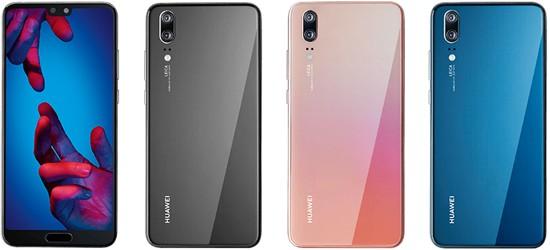 Huawei P20 günstig mit congstar Vertrag