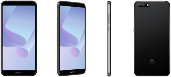 Huawei Y6 (2018) günstig mit congstar Vertrag