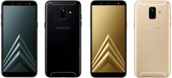 Samsung Galaxy A6 günstig mit congstar Vertrag