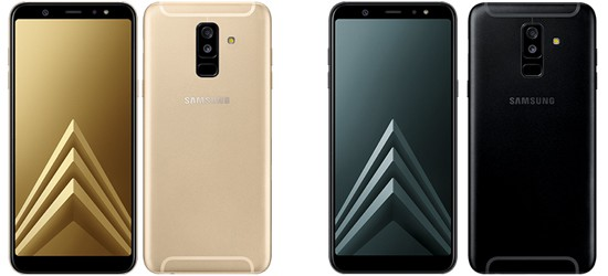 Samsung Galaxy A6+ günstig mit congstar Vertrag