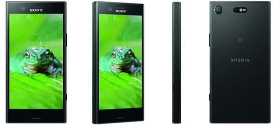 Sony Xperia XZ1 Compact günstig mit congstar Vertrag
