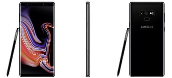 Samsung Galaxy Note 9 günstig mit congstar Vertrag