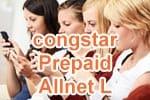congstar Prepaid Allnet L Paket