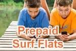 Internet Flat / Surf Flat Optionen für congstar Prpepaid wie ich will