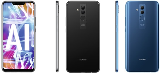 huawei mate 20 lite g nstig mit congstar vertrag ab 10. Black Bedroom Furniture Sets. Home Design Ideas