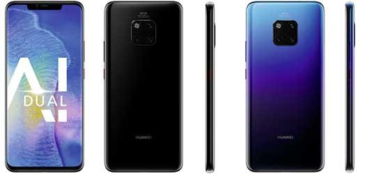 Huawei Mate 20 Pro günstig mit congstar Vertrag