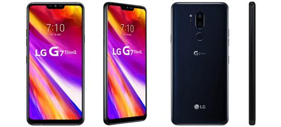 LG G7 ThinQ günstig mit congstar Vertrag