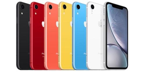 Apple iPhone XR günstig mit congstar Vertrag