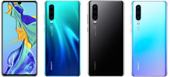 Huawei P30 günstig mit congstar Vertrag
