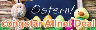 congstar Allnet Flat Plus Deal zu Ostern