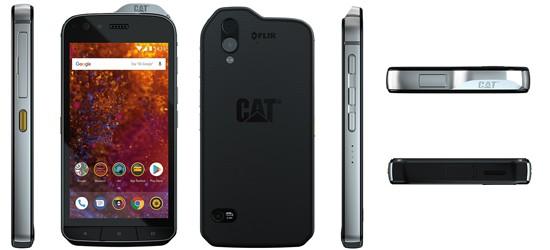 Cat S61 günstig mit congstar Vertrag
