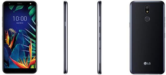 LG K40 günstig mit congstar Vertrag
